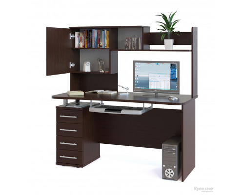 Компьютерный стол КСТ-105.1 + КН-14 (18006)