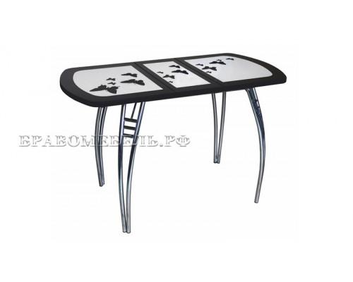 """Кухонный стол """"Бабочки-2"""" (18005)"""