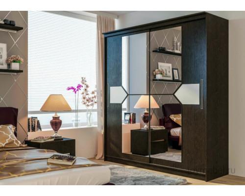 Шкаф-купе №15 (1,5; 1,7м) (SV-мебель)