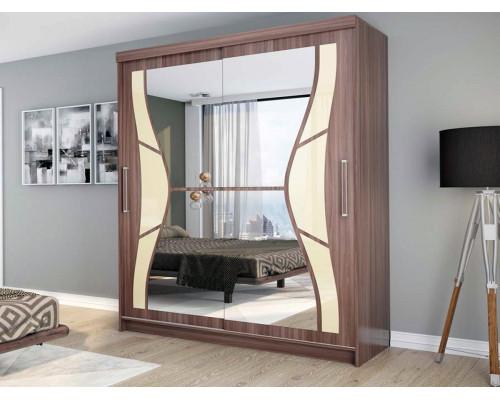 Шкаф-купе №16 (1,5м; 1,7м; 2,0м) (SV-мебель)