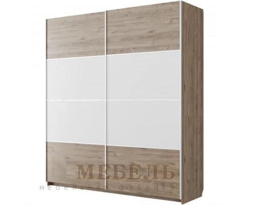 Шкаф-купе №23 (2,0м) (SV-мебель)