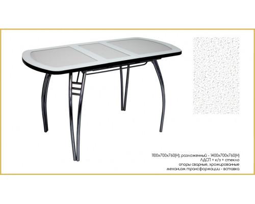 Стол обеденный Ажур-2 (18005)